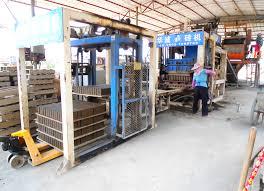 The concrete making process